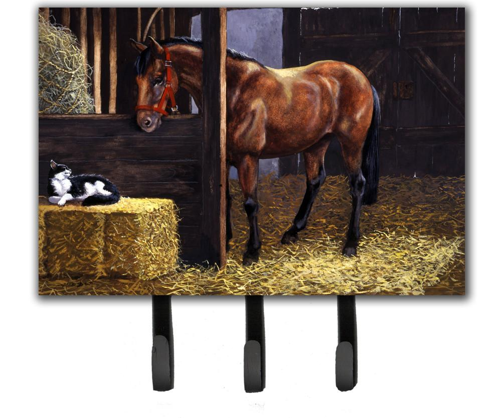 Buy this Horse In Stable with Cat Leash or Key Holder BDBA0295TH68
