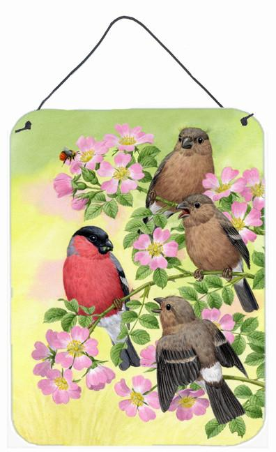 Buy this Eurasian Bullfinches Wall or Door Hanging Prints ASA2154DS1216