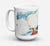 Buy this Flower - Magnolia Dishwasher Safe Microwavable Ceramic Coffee Mug 15 ounce 8001CM15