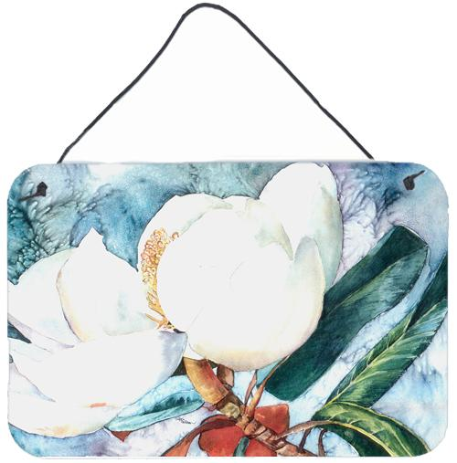 Buy this Flower - Magnolia Indoor Aluminium Metal Wall or Door Hanging Prints
