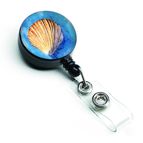 Buy this Shells Retractable Badge Reel 8009BR