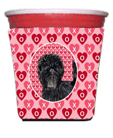 Buy this Affenpinscher  Red Solo Cup Beverage Insulator Hugger