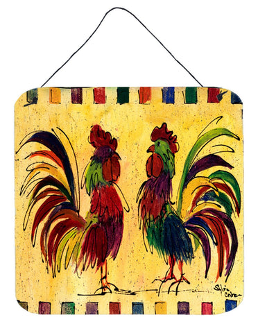 Buy this Bird - Rooster Aluminium Metal Wall or Door Hanging Prints