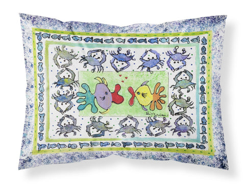 Buy this Kissing Fish Moisture wicking Fabric standard pillowcase