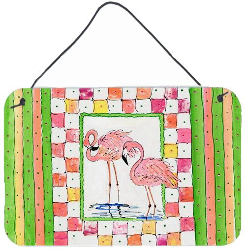 Buy this Flamingo Indoor or Aluminium Metal Wall or Door Hanging Prints