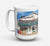 Buy this Trapani's Eatery Dishwasher Safe Microwavable Ceramic Coffee Mug 15 ounce 8109CM15
