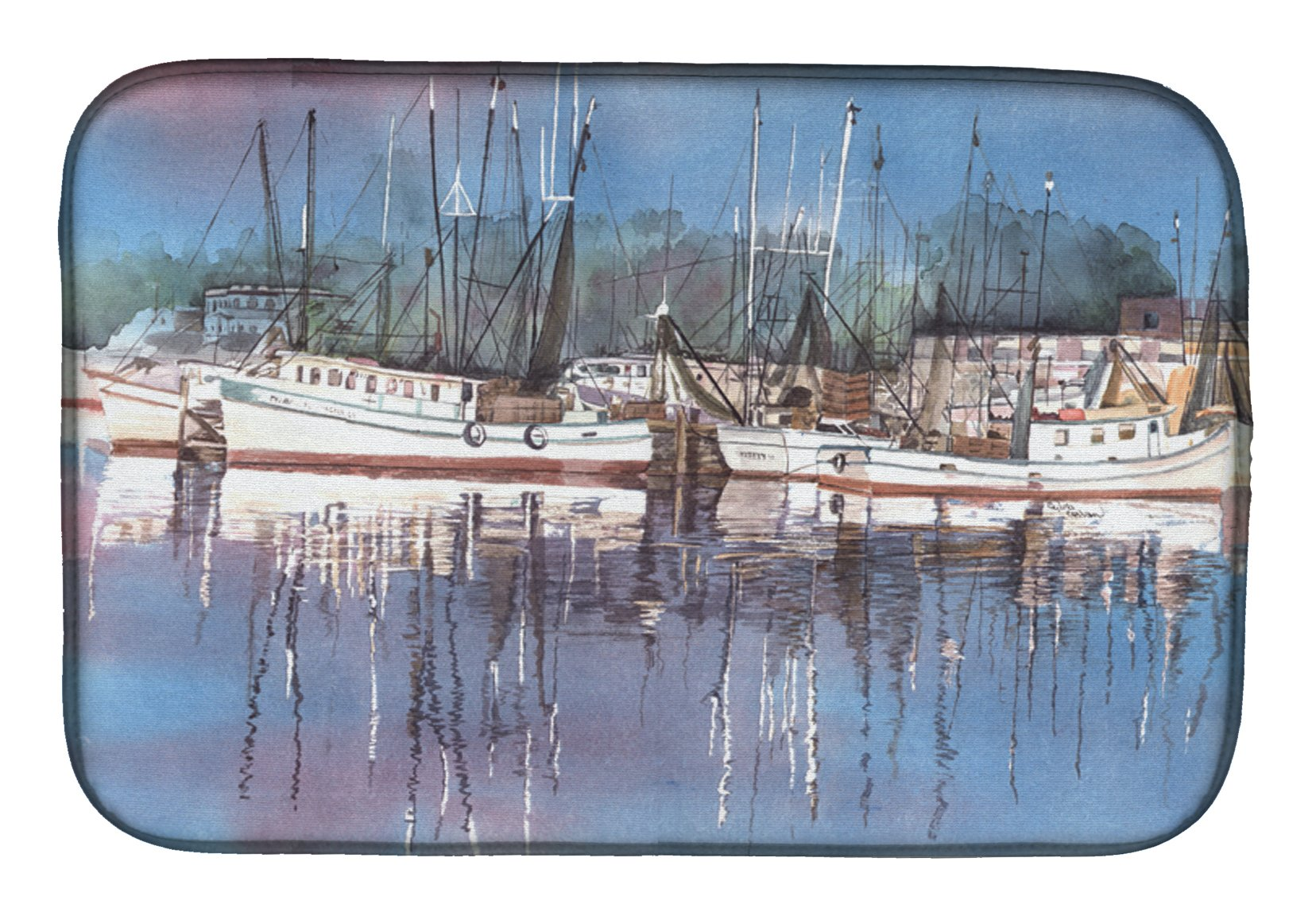 Buy this Harbour Dish Drying Mat 8112DDM
