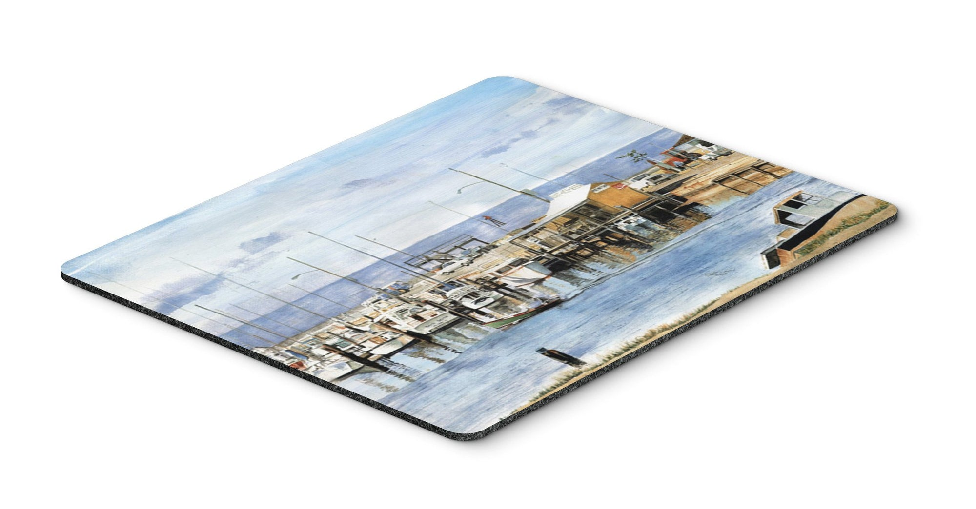 The Pass Bait Shop Mouse pad, hot pad, or trivet by Caroline's Treasures