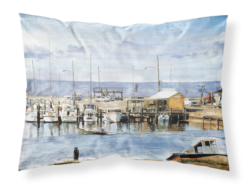 Buy this The Pass Bait Shop Moisture wicking Fabric standard pillowcase