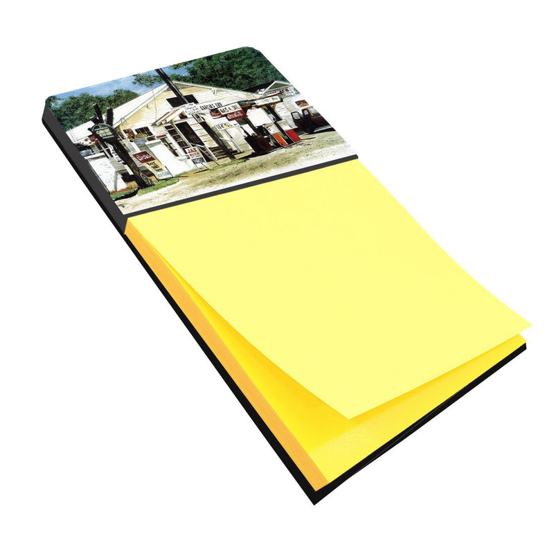 Buy this Garcia's Grocery Refiillable Sticky Note Holder or Postit Note Dispenser 8130SN