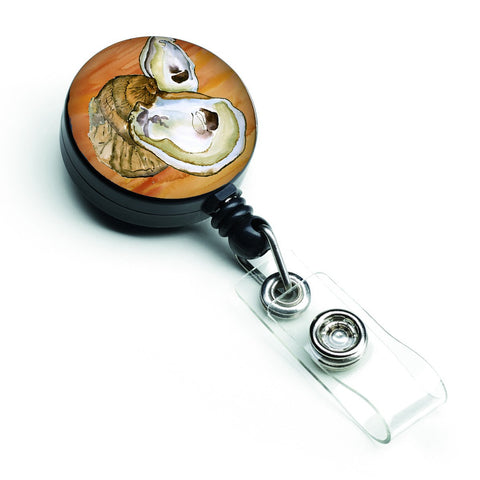 Buy this Oyster Retractable Badge Reel 8142BR