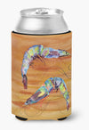Shrimp Can or Bottle Beverage Insulator Hugger by Caroline's Treasures