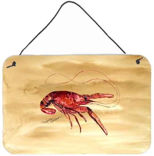 Buy this Crawfish Indoor or Aluminium Metal Wall or Door Hanging Prints