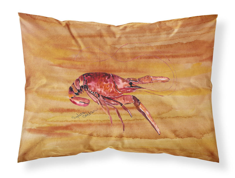 Buy this Crawfish Moisture wicking Fabric standard pillowcase