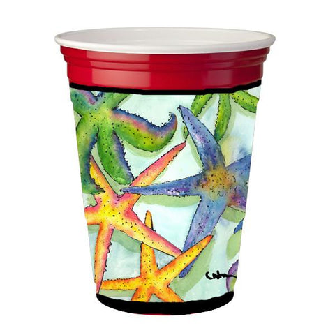 Buy this Starfish  Red Solo Cup Beverage Insulator Hugger