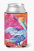 Bird - Pelican Can or Bottle Beverage Insulator Hugger by Caroline's Treasures