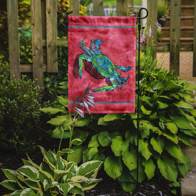 Crab  Flag Garden Size - the-store.com