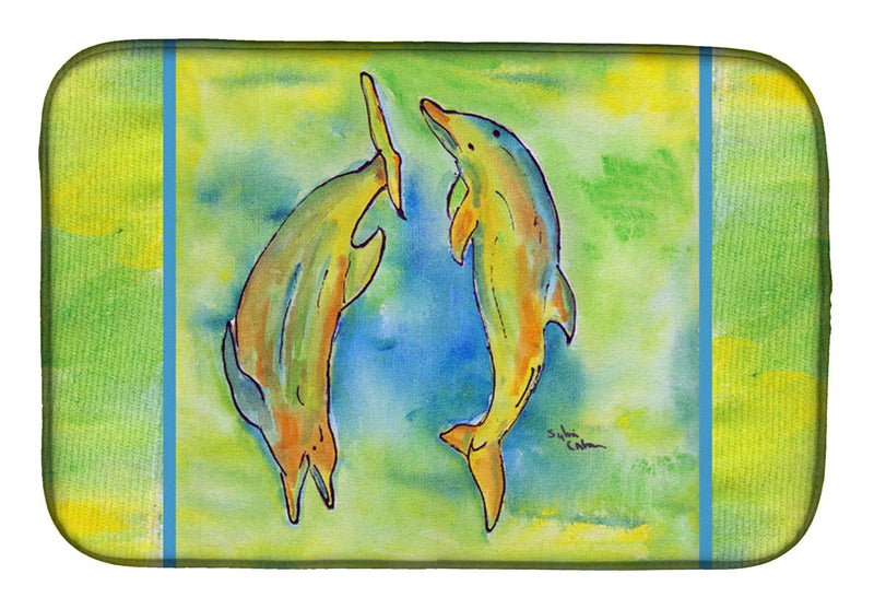 Buy this Dolphin Dish Drying Mat 8380DDM