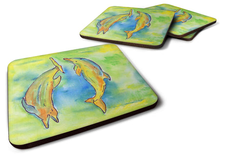 Buy this Set of 4 Dolphin Foam Coasters