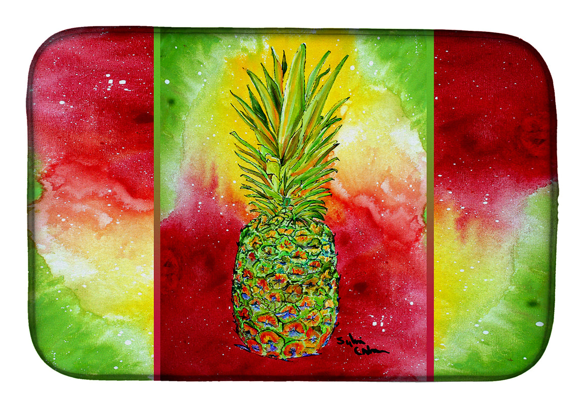 Buy this Pineapple Dish Drying Mat 8395DDM