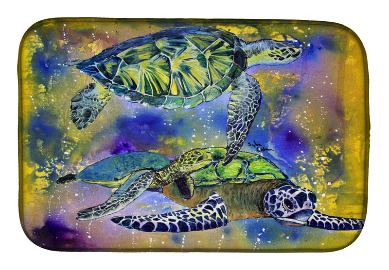 Buy this Turtle Dish Drying Mat 8405DDM