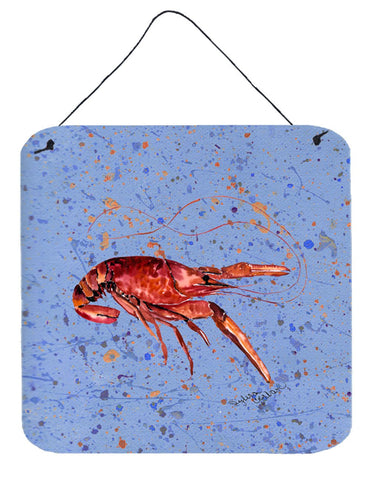 Buy this Crawfish Aluminium Metal Wall or Door Hanging Prints