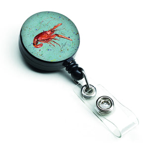 Buy this Crawfish Retractable Badge Reel 8461BR