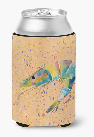 Buy this Shrimp on Coral Can or Bottle Beverage Insulator Hugger