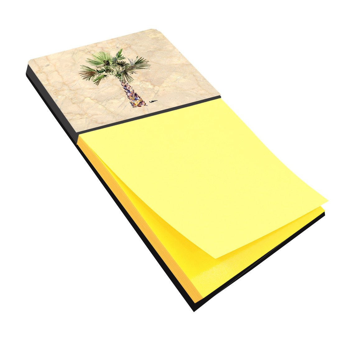 Palm Tree Refiillable Sticky Note Holder or Postit Note Dispenser 8480SN by Caroline's Treasures