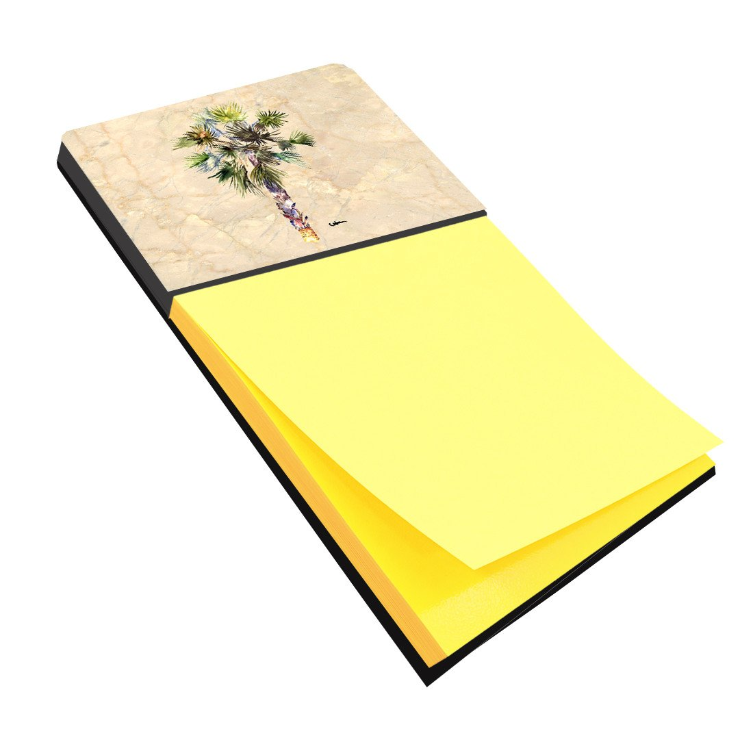 Palm Tree Refiillable Sticky Note Holder or Postit Note Dispenser 8481SN by Caroline's Treasures