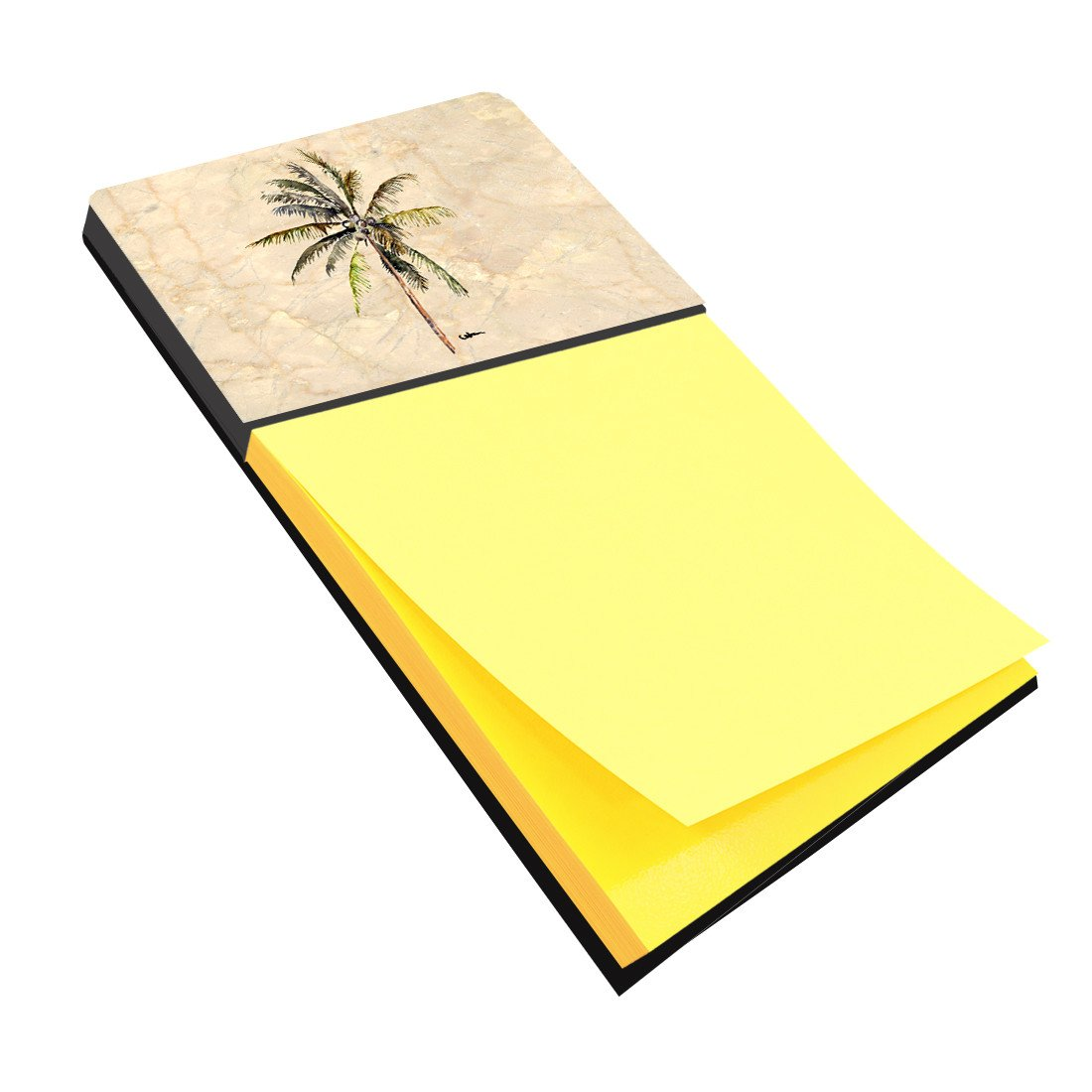 Palm Tree Refiillable Sticky Note Holder or Postit Note Dispenser 8482SN by Caroline's Treasures