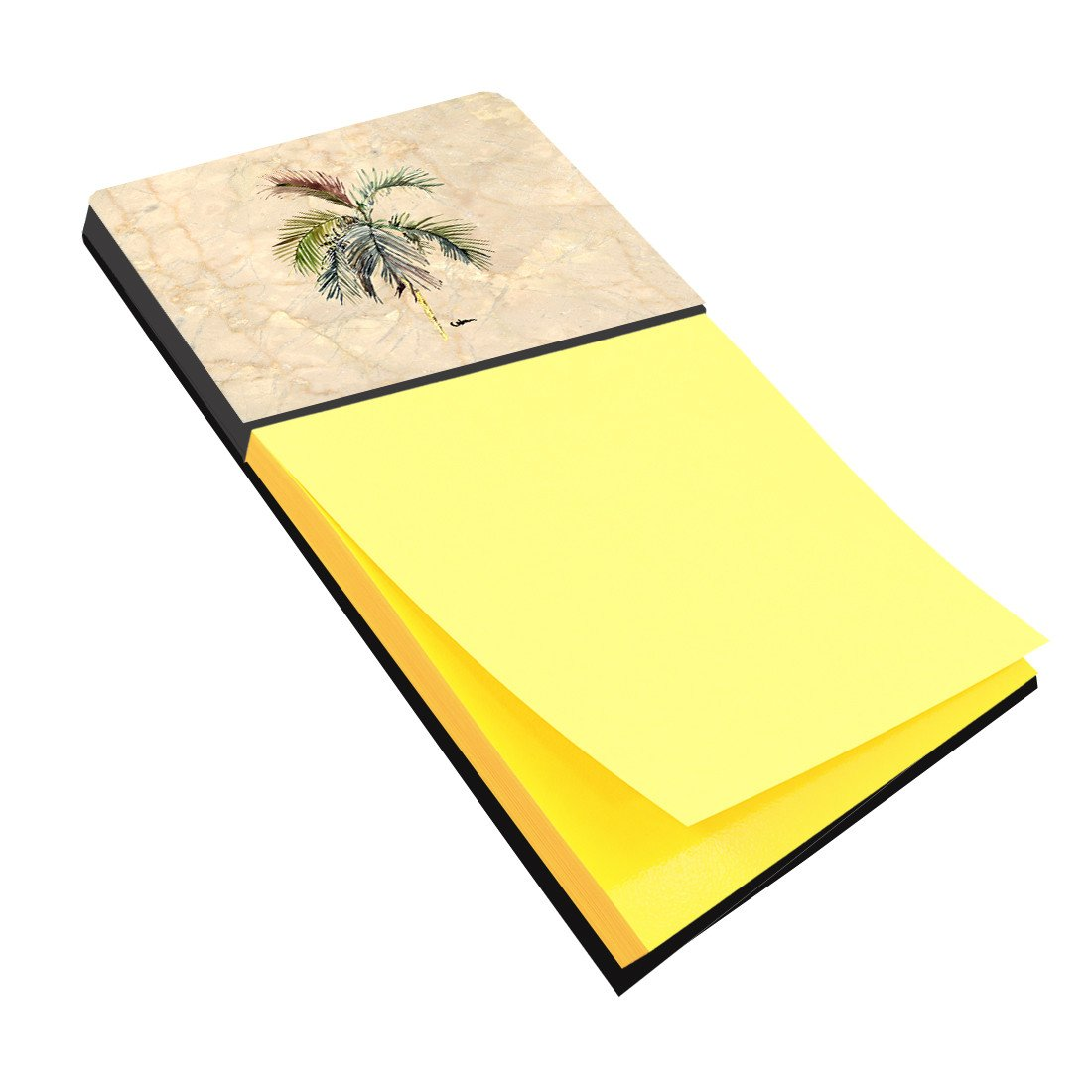 Palm Tree Refiillable Sticky Note Holder or Postit Note Dispenser 8483SN by Caroline's Treasures