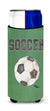 Buy this Soccer Ultra Beverage Insulators for slim cans 8484MUK