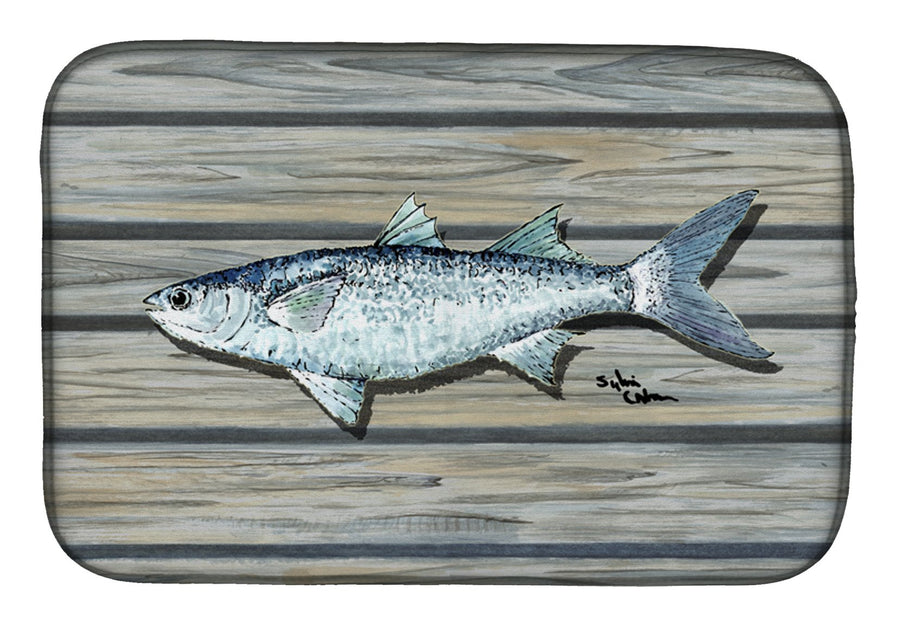 Buy this Fish Mullet Dish Drying Mat 8490DDM