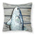 Buy this Fish Mullet Fabric Decorative Pillow 8490PW1414