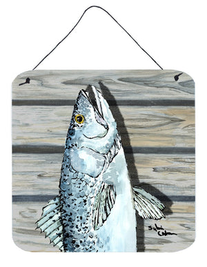Buy this Trout Aluminium Metal Wall or Door Hanging Prints