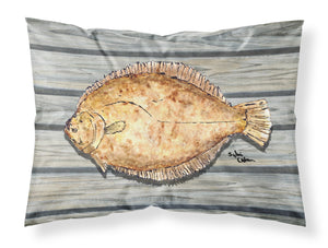 Buy this Fish Flounder Moisture wicking Fabric standard pillowcase