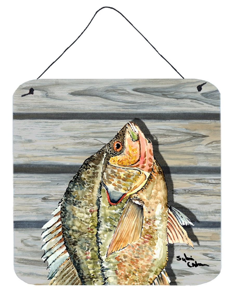 Buy this Croppie Aluminium Metal Wall or Door Hanging Prints