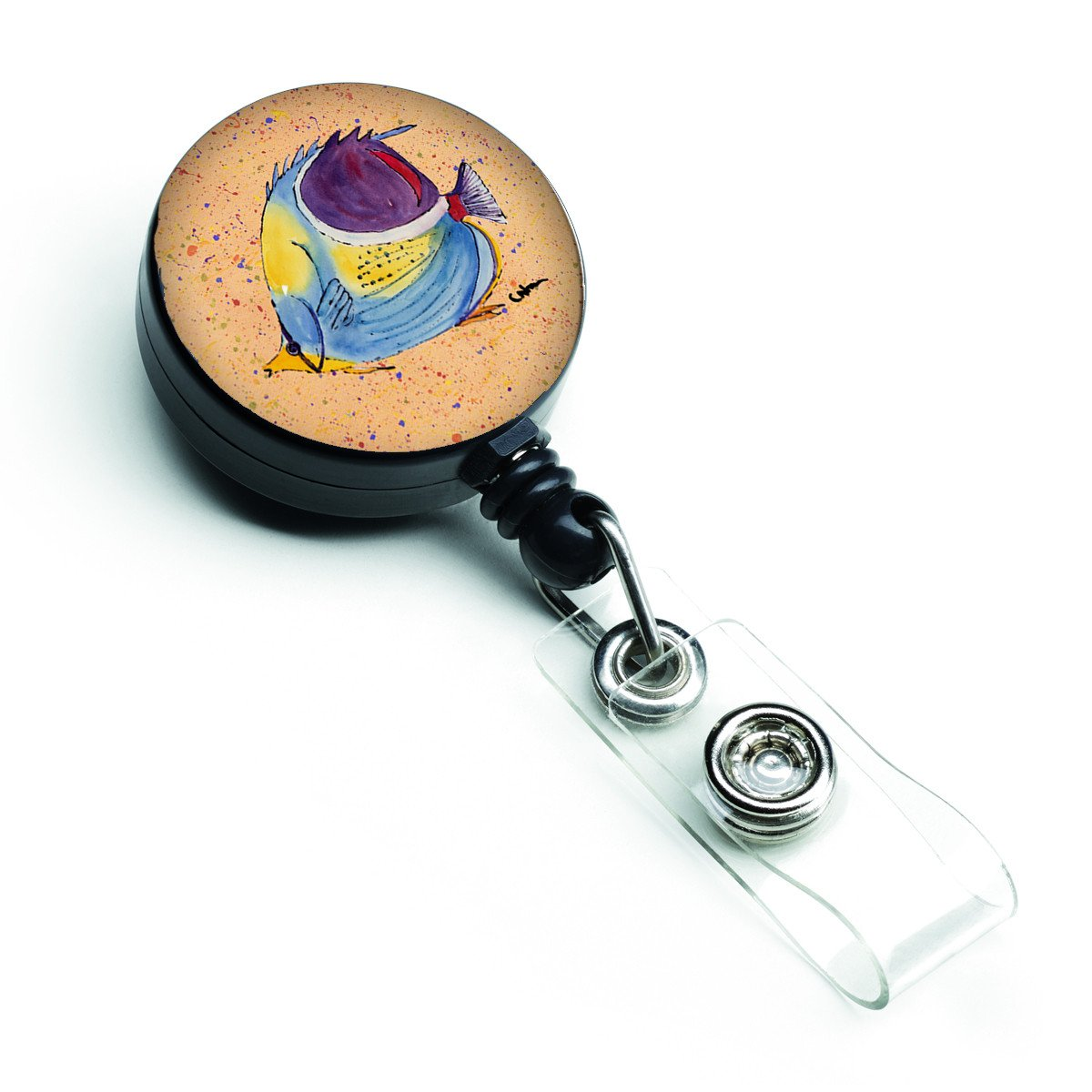 Buy this Tropical Fish Retractable Badge Reel 8529BR