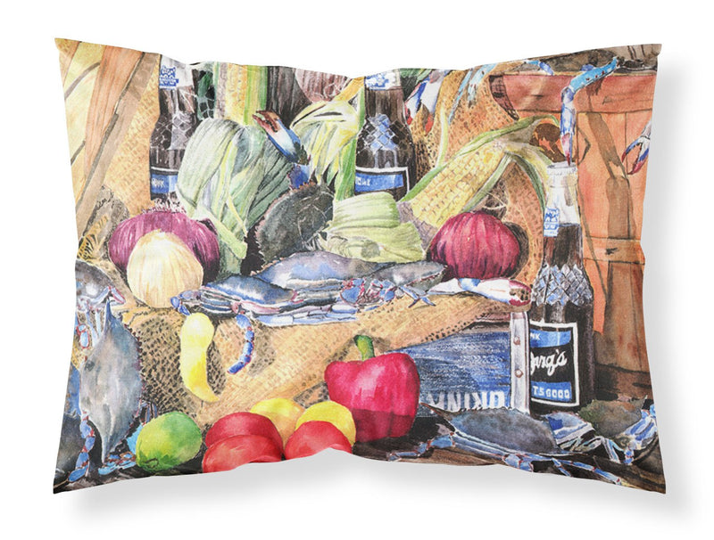 Buy this Barq's and Crabs Moisture wicking Fabric standard pillowcase