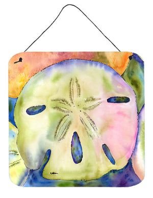 Buy this Sand Dollar Aluminium Metal Wall or Door Hanging Prints