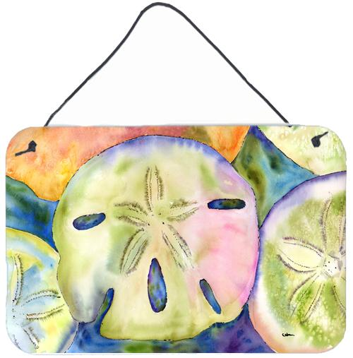 Buy this Sand Dollar Indoor or Aluminium Metal Wall or Door Hanging Prints