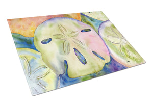 Buy this Sand Dollar Glass Cutting Board