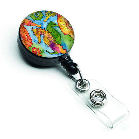 Buy this Seahorse Retractable Badge Reel 8546BR