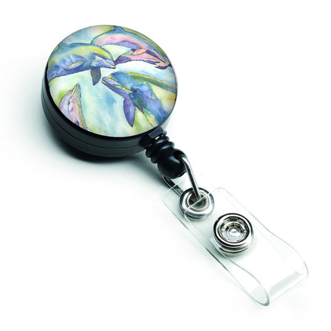 Buy this Dolphin Retractable Badge Reel 8548BR