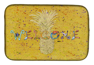 Buy this Pineapple Dish Drying Mat 8557DDM