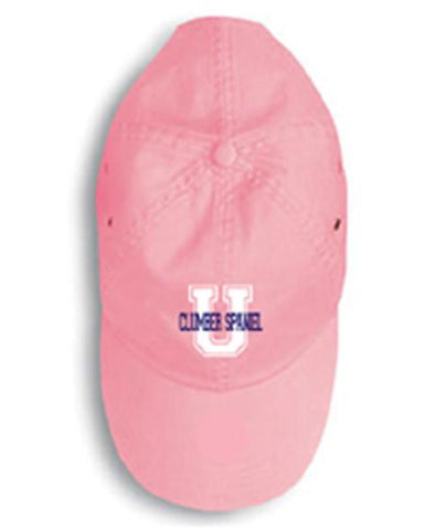 Buy this Clumber Spaniel Baseball Cap 156U-4441