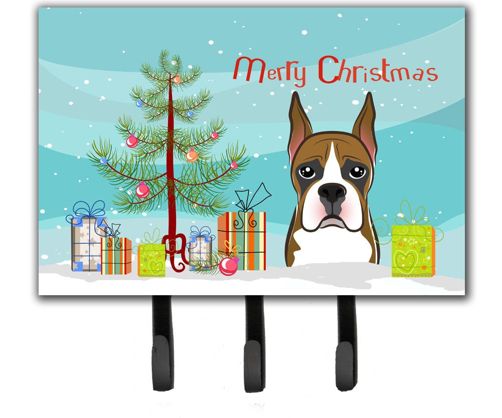 Buy this Christmas Tree and Boxer Leash or Key Holder BB1595TH68