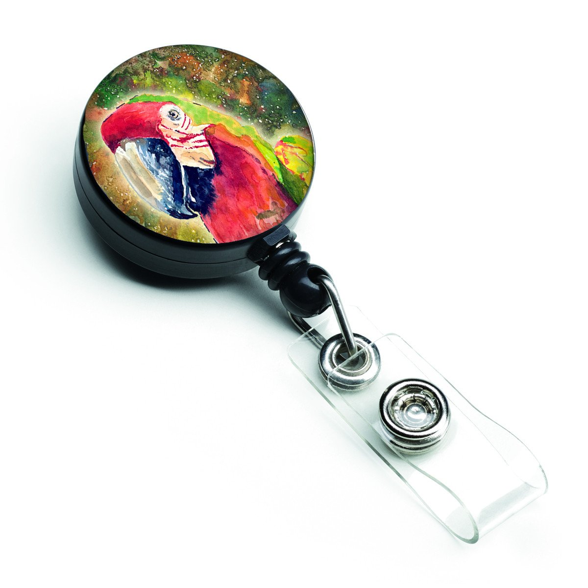 Buy this Parrot  Parrot Head Retractable Badge Reel 8601BR