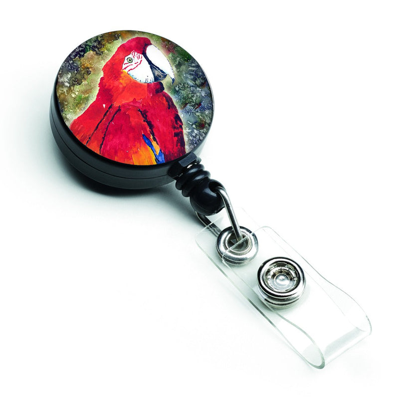 Buy this Parrot  Parrot Head Retractable Badge Reel 8603BR